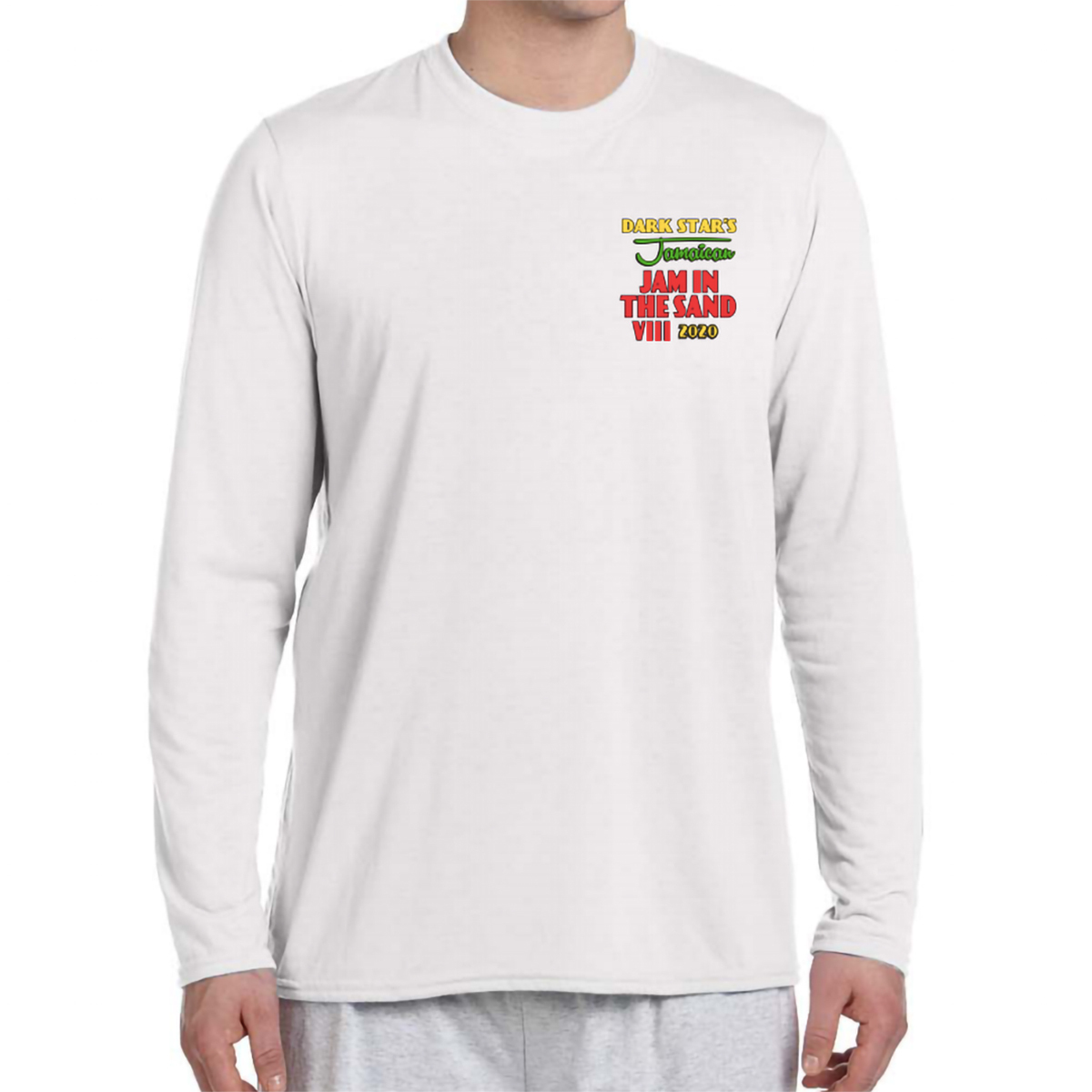 DSO Jam in the Sand Performance-Wear Long Sleeve