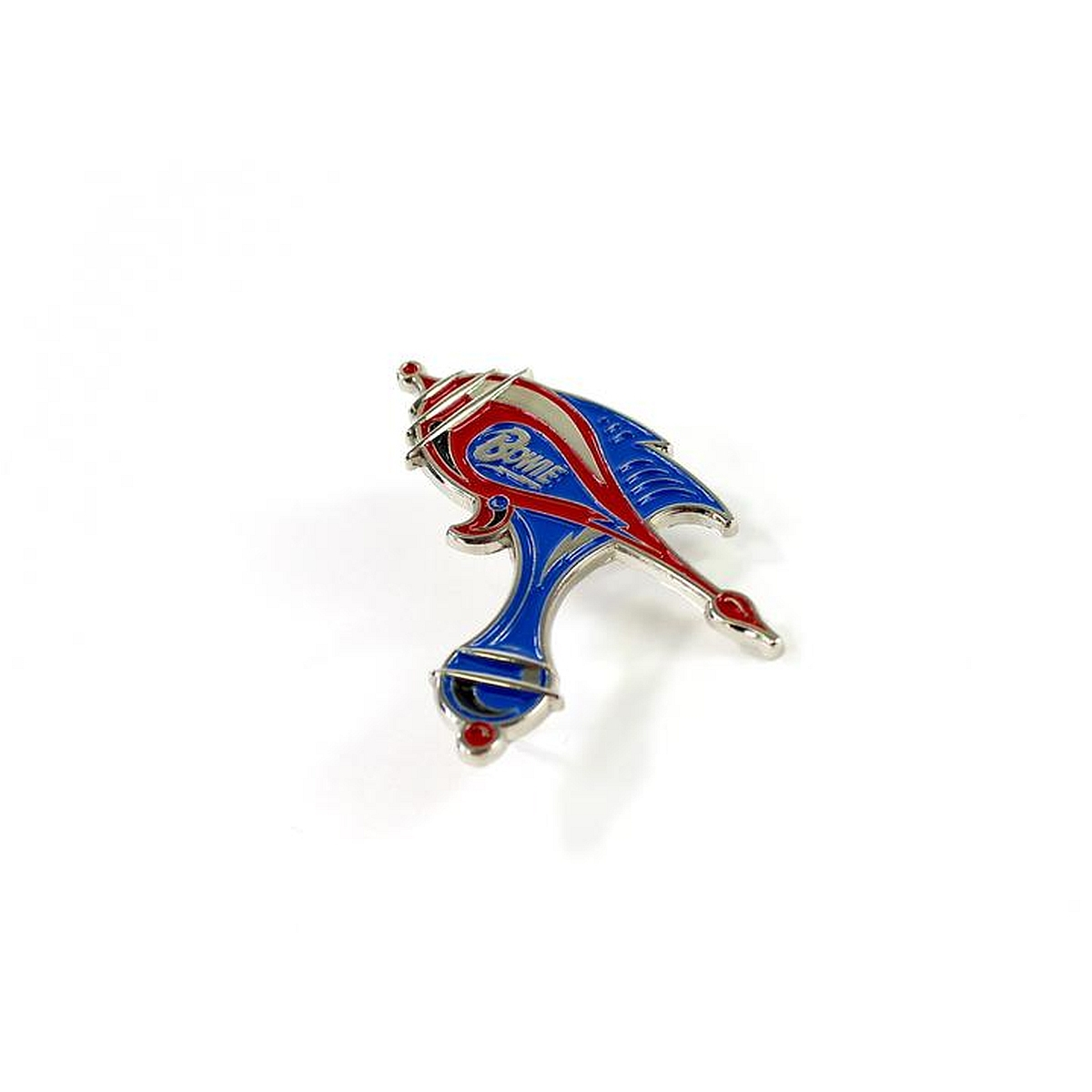 The David Bowie x Sloth Steady Raygun Pin