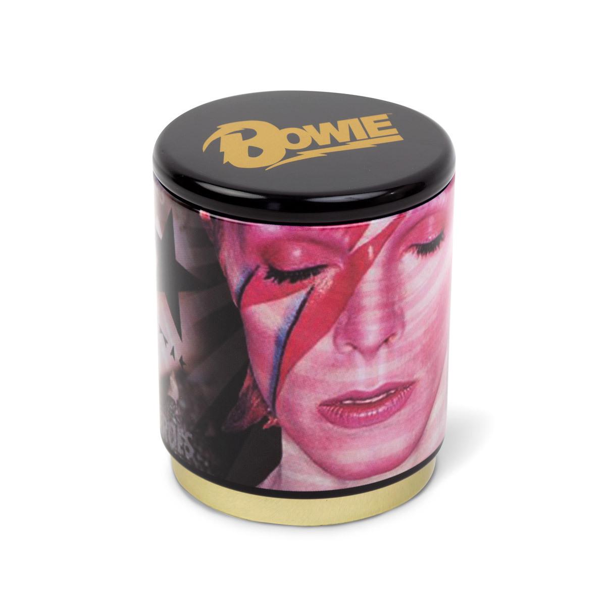 David Bowie Ziggy Stardust Stacking Storage Tin