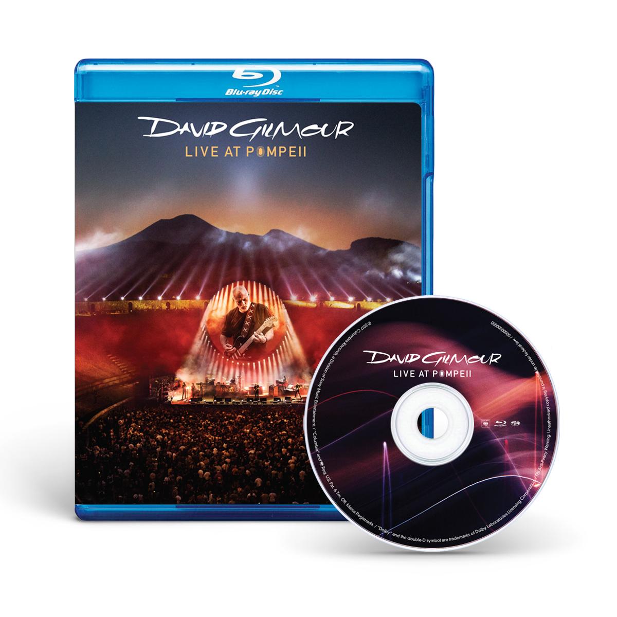 Live At Pompeii - Blu-Ray