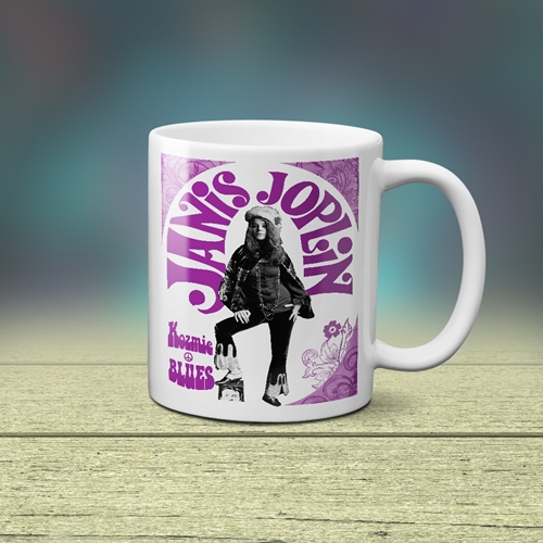 Kozmic Blues Coffee Mug