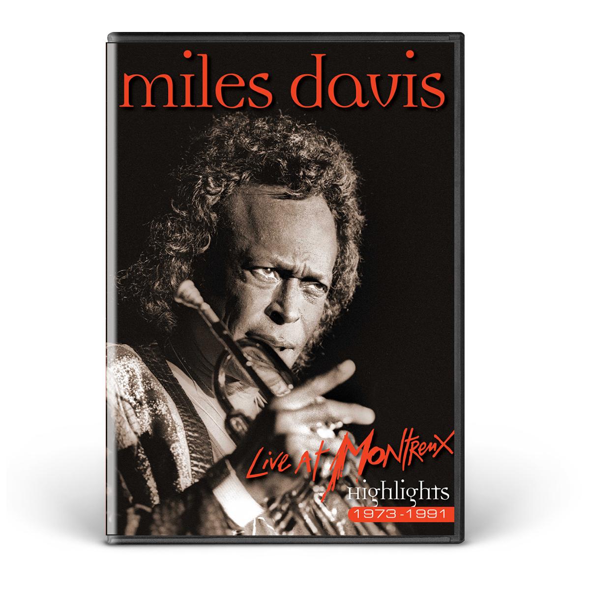Miles Davis - Live At Montreux: Highlights 1973-1991 DVD