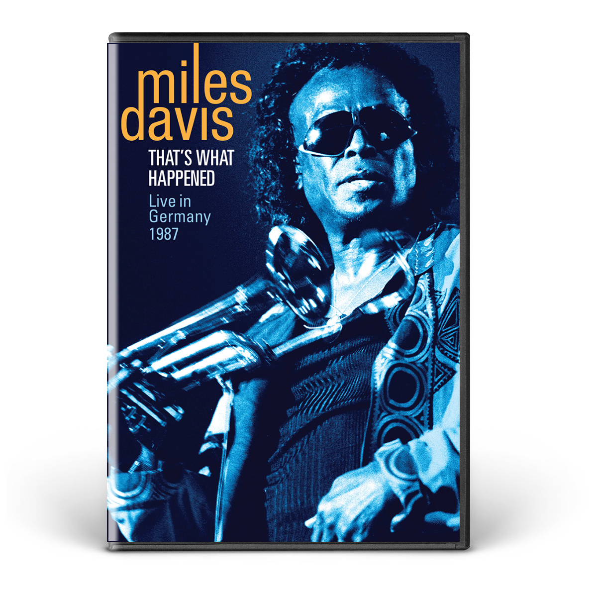 Miles Davis - That's What Happened - Live In Germany 1987 DVD