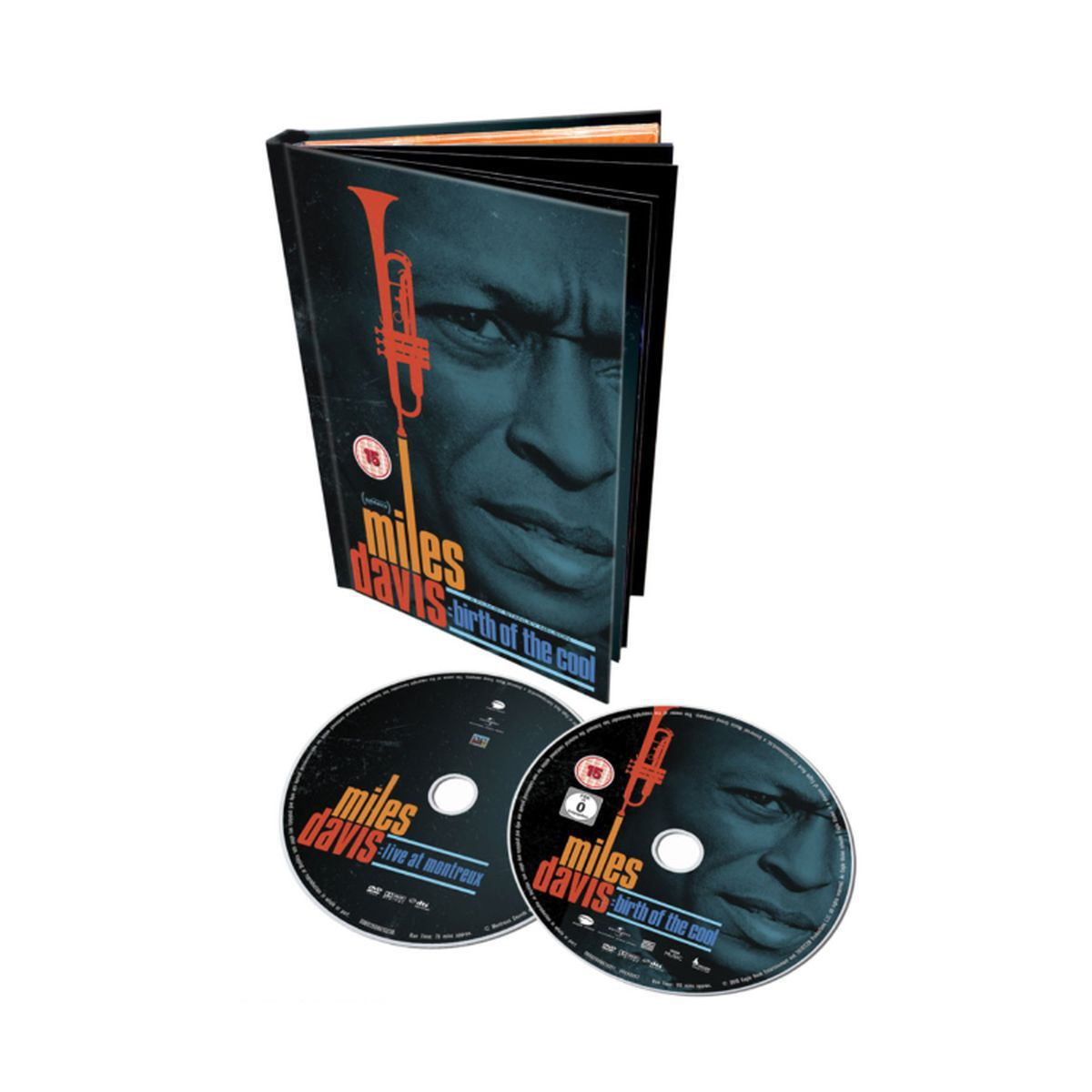 Miles Davis Birth of the Cool Collector's Edition Blu-Ray / DVD (2-disc) Set