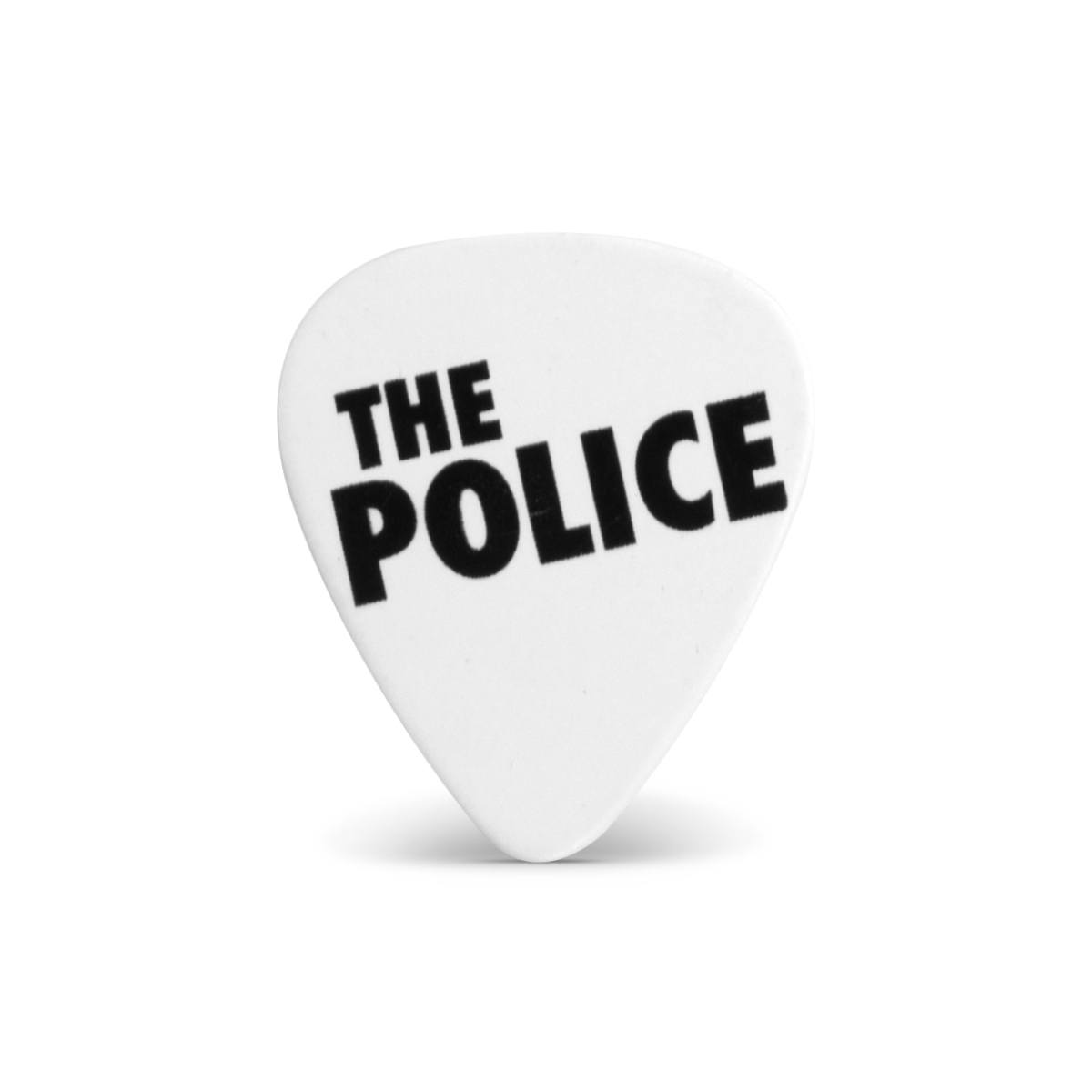 The Police Logo Guitar Pick