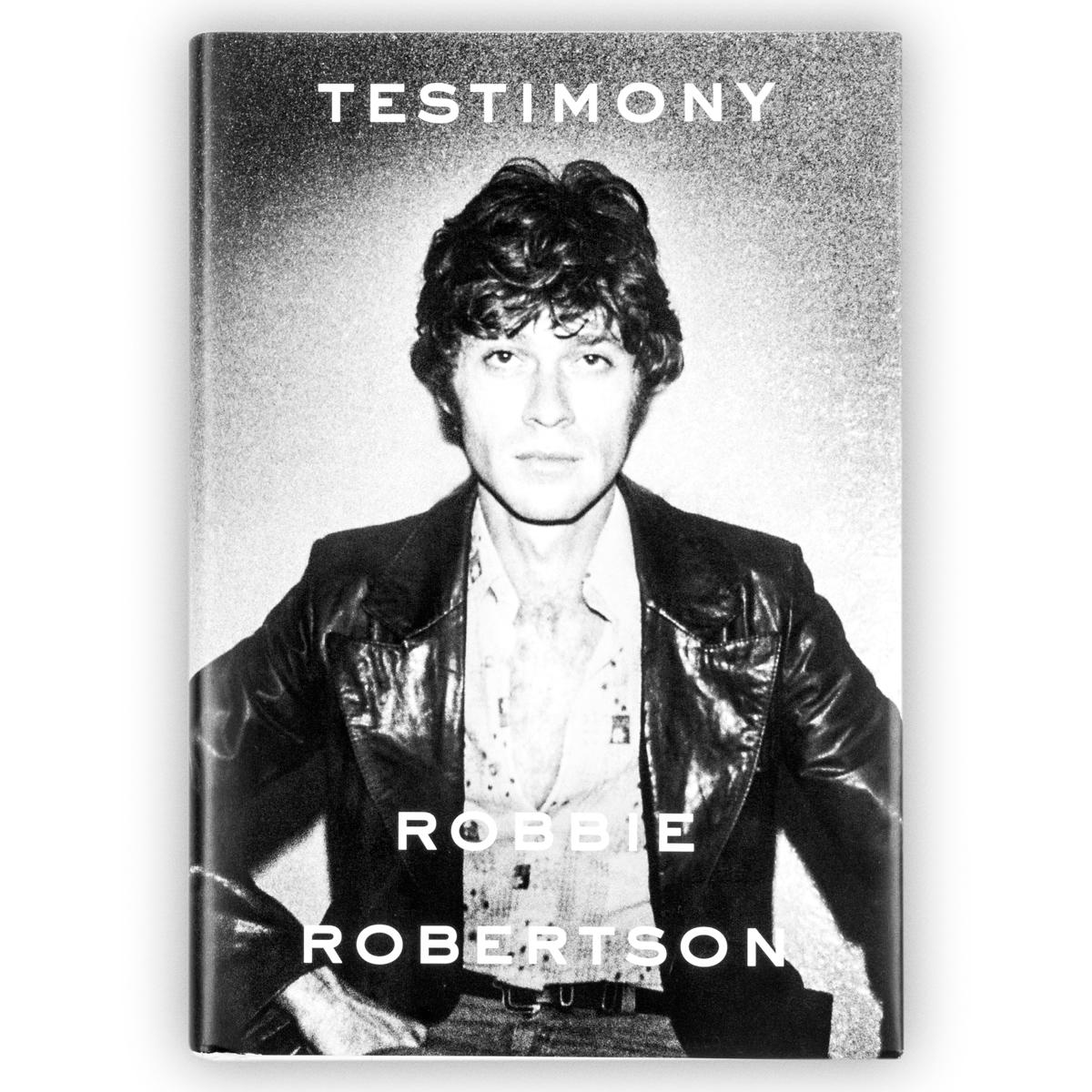 Testimony by Robbie Robertson