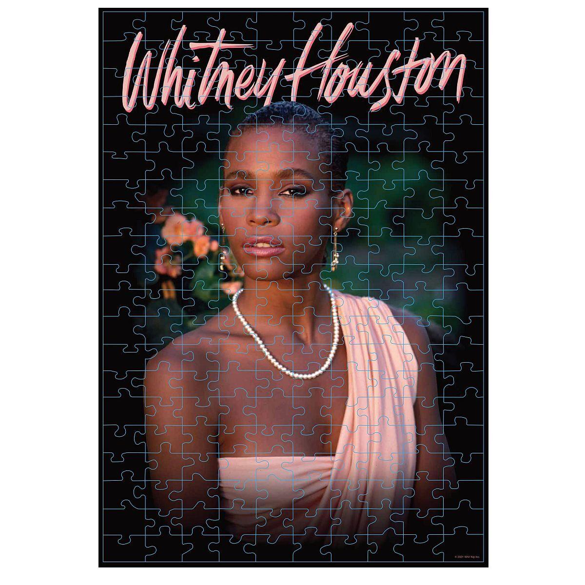 Whitney Houston 200 Piece Puzzle