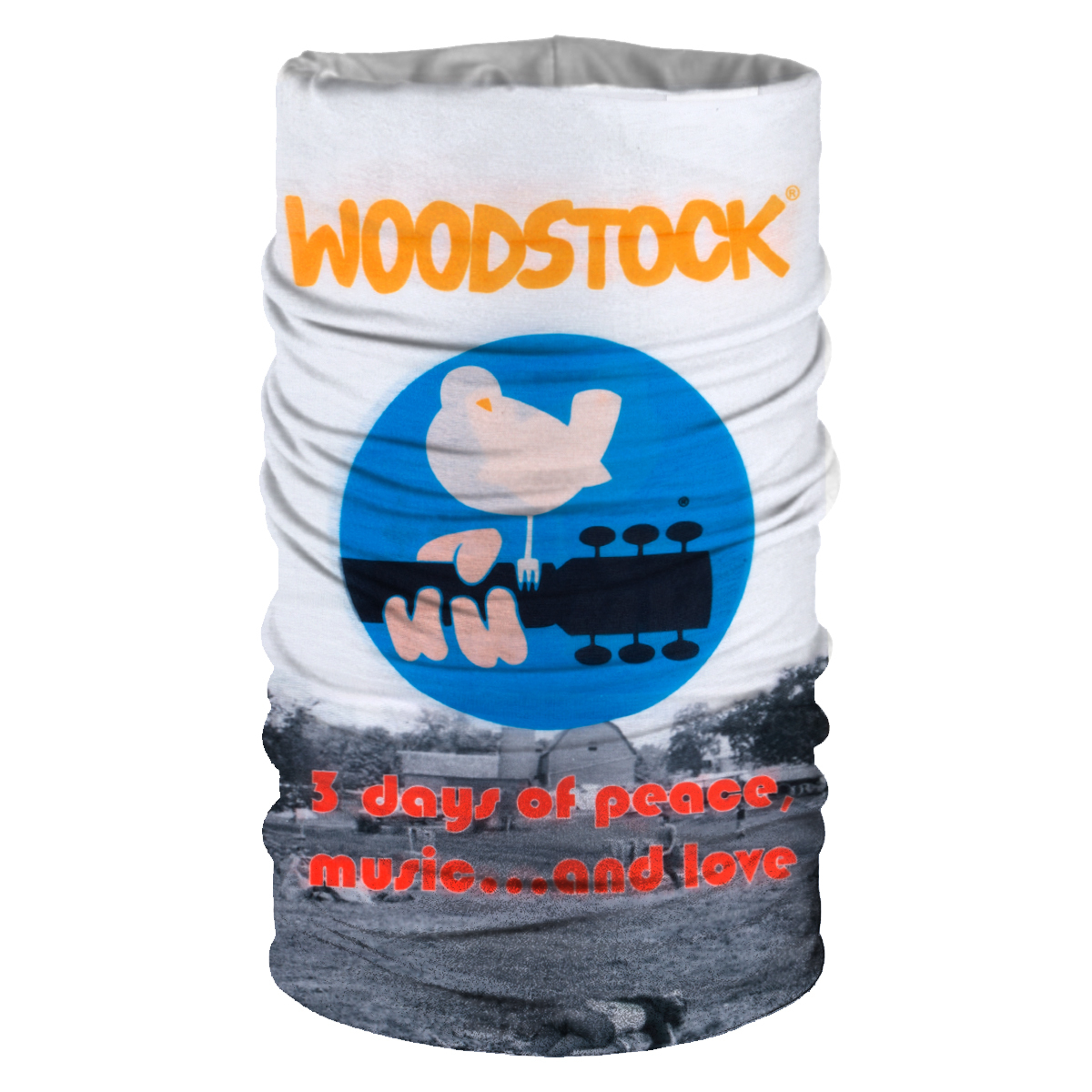 Woodstock Love Tube