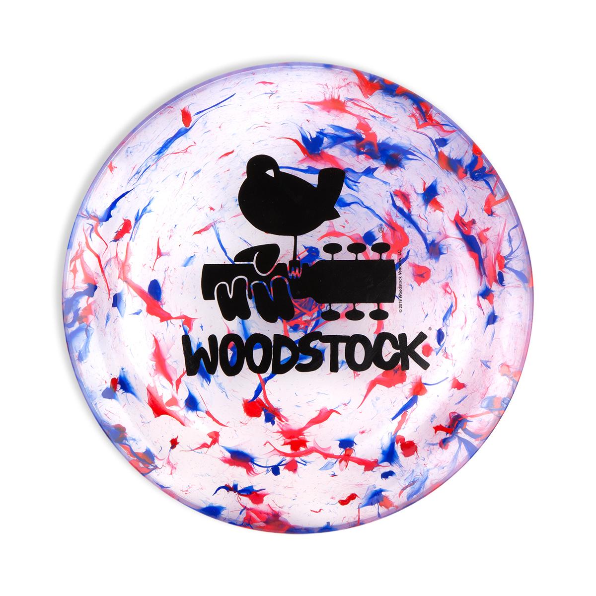 Woodstock Confetti Frisbee