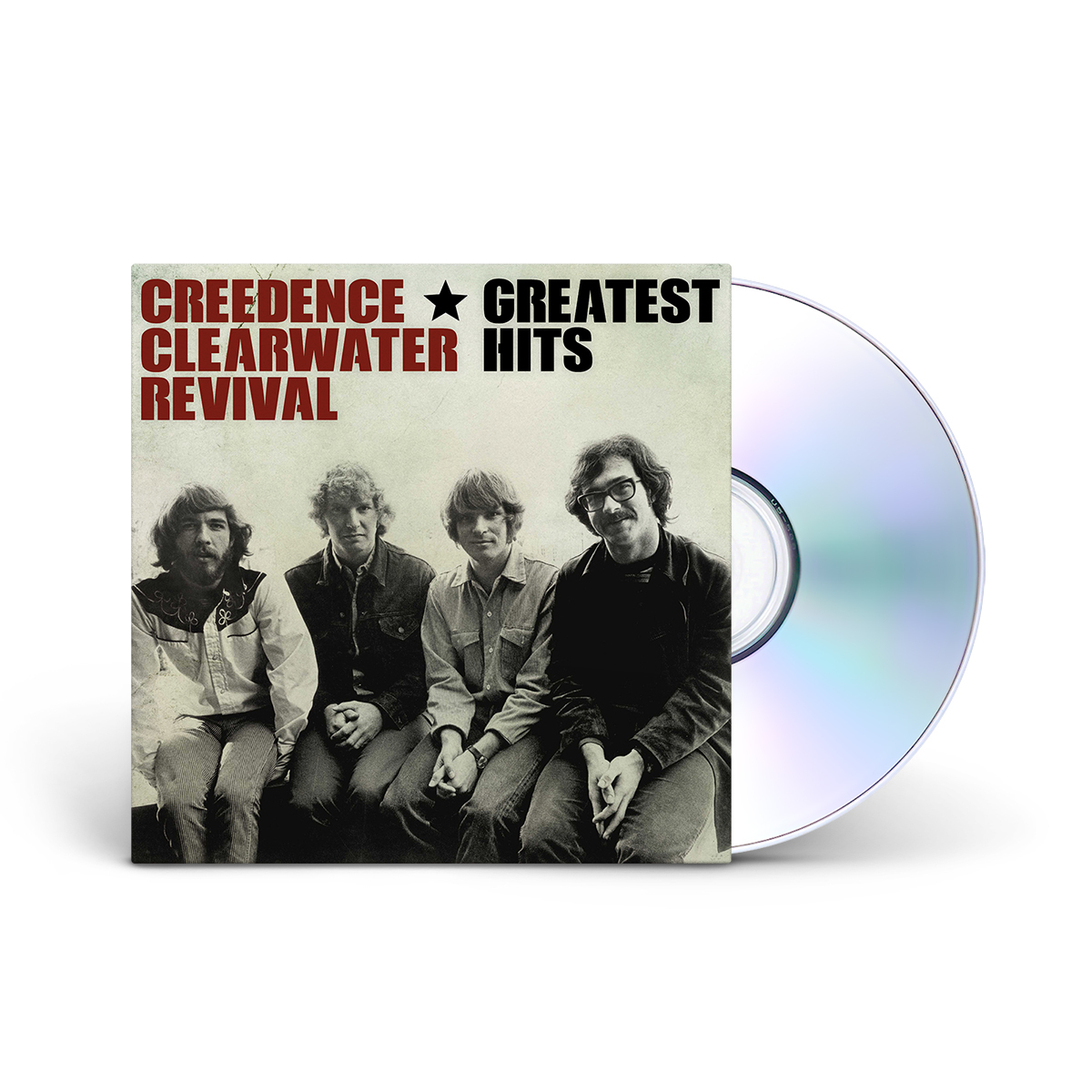 creedence clearwater revival greatest hits cd shop the musictoday merchandise official store. Black Bedroom Furniture Sets. Home Design Ideas