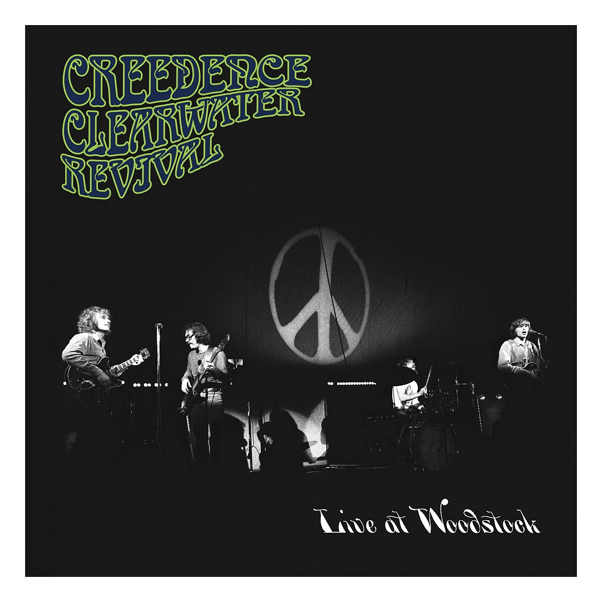 Creedence Clearwater Revival - Live at Woodstock CD
