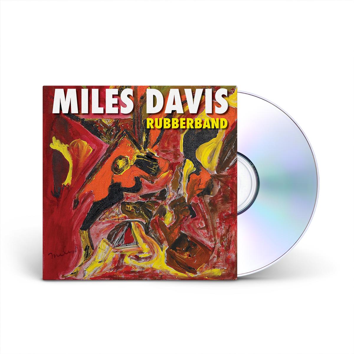 Miles Davis Rubberband CD