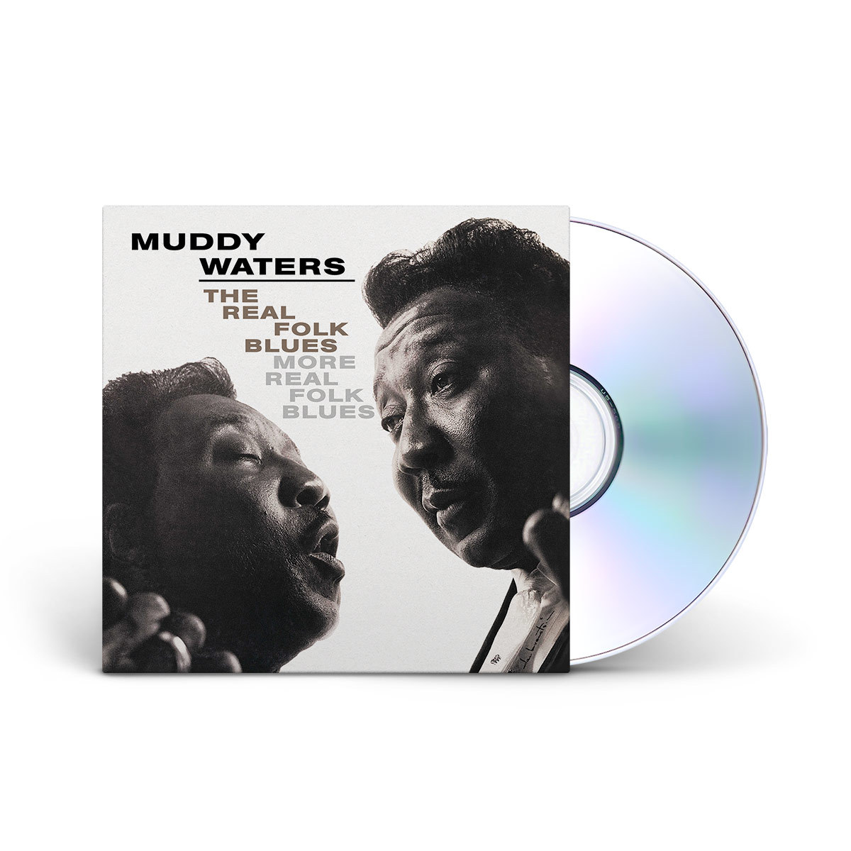 Muddy Waters -  The Real Folk Blues/More Real Folk Blues CD