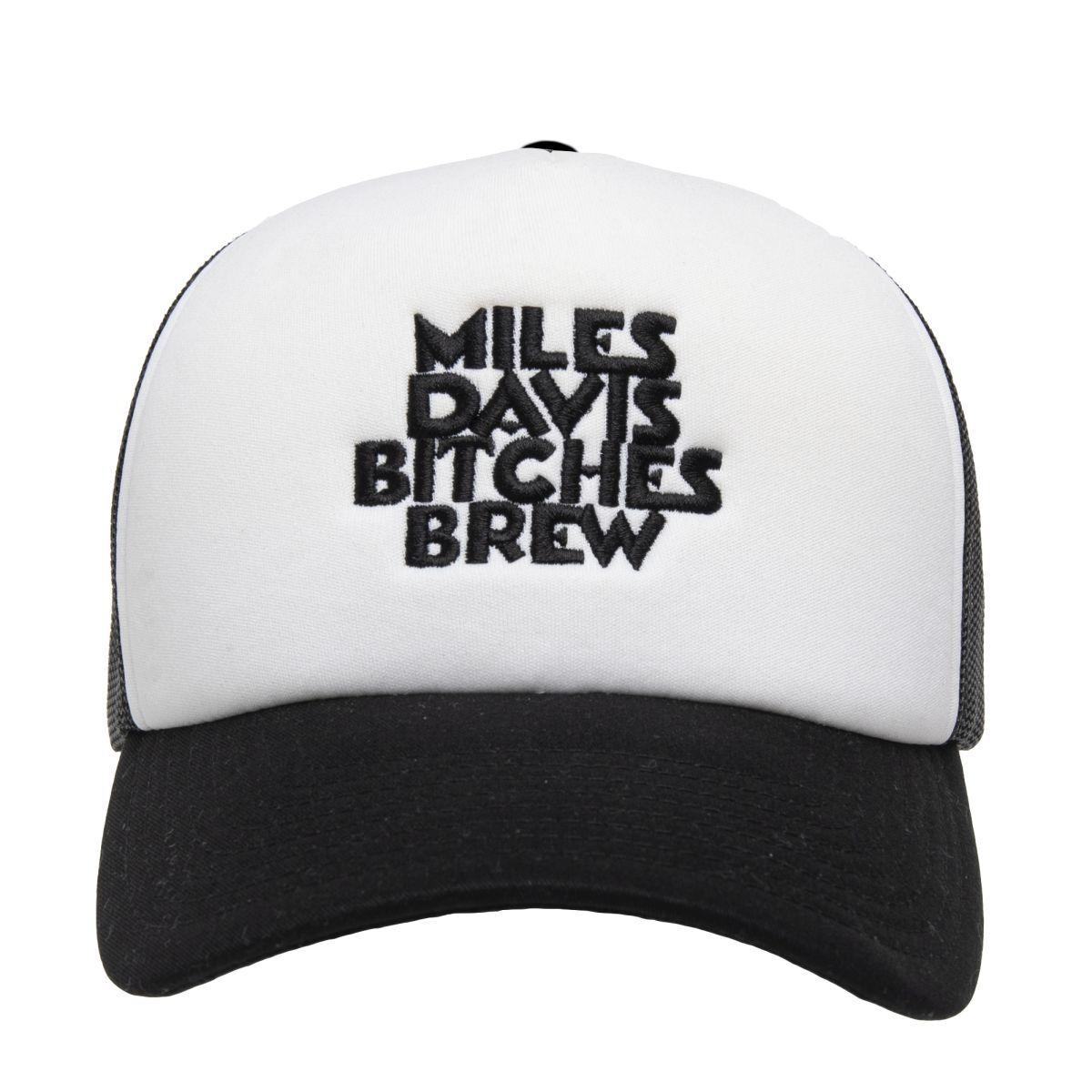 Miles Davis Funky Tonk Trucker Hat