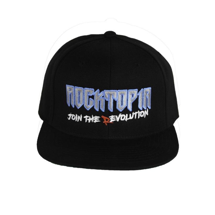 Rocktopia Embroidered Baseball Cap