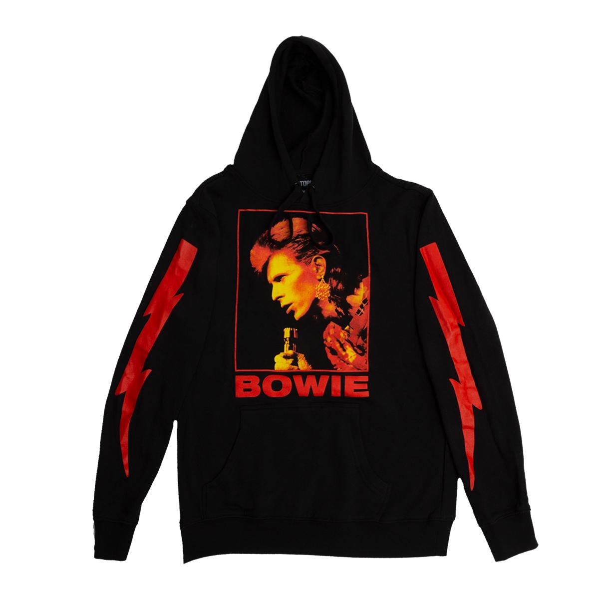 David Bowie Live Hoodie