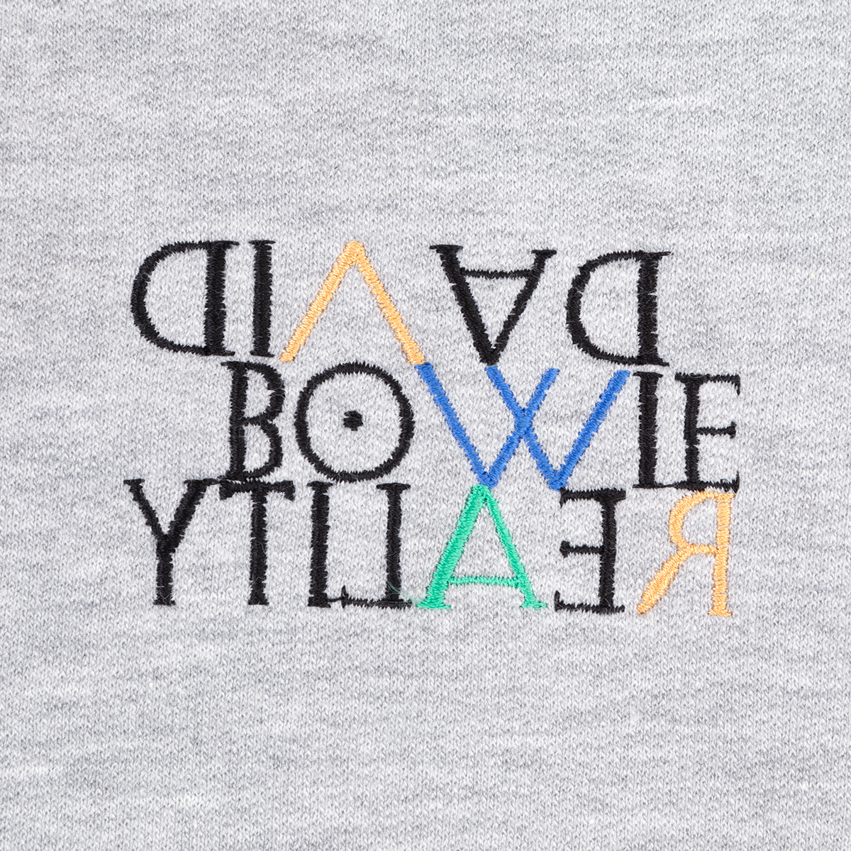 David Bowie Reality Hoodie