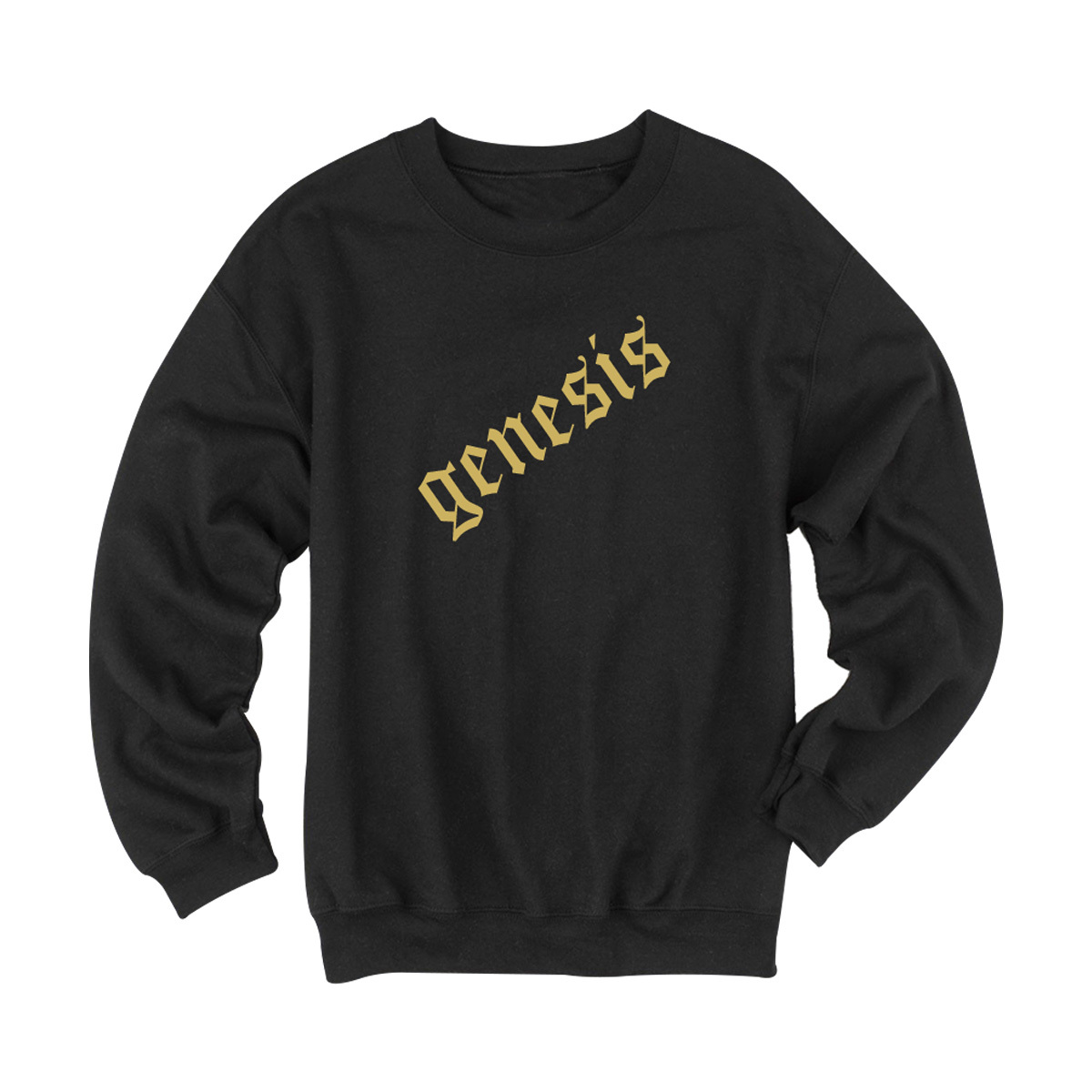 From Genesis to Revelation Crew Neck Sweatshirt