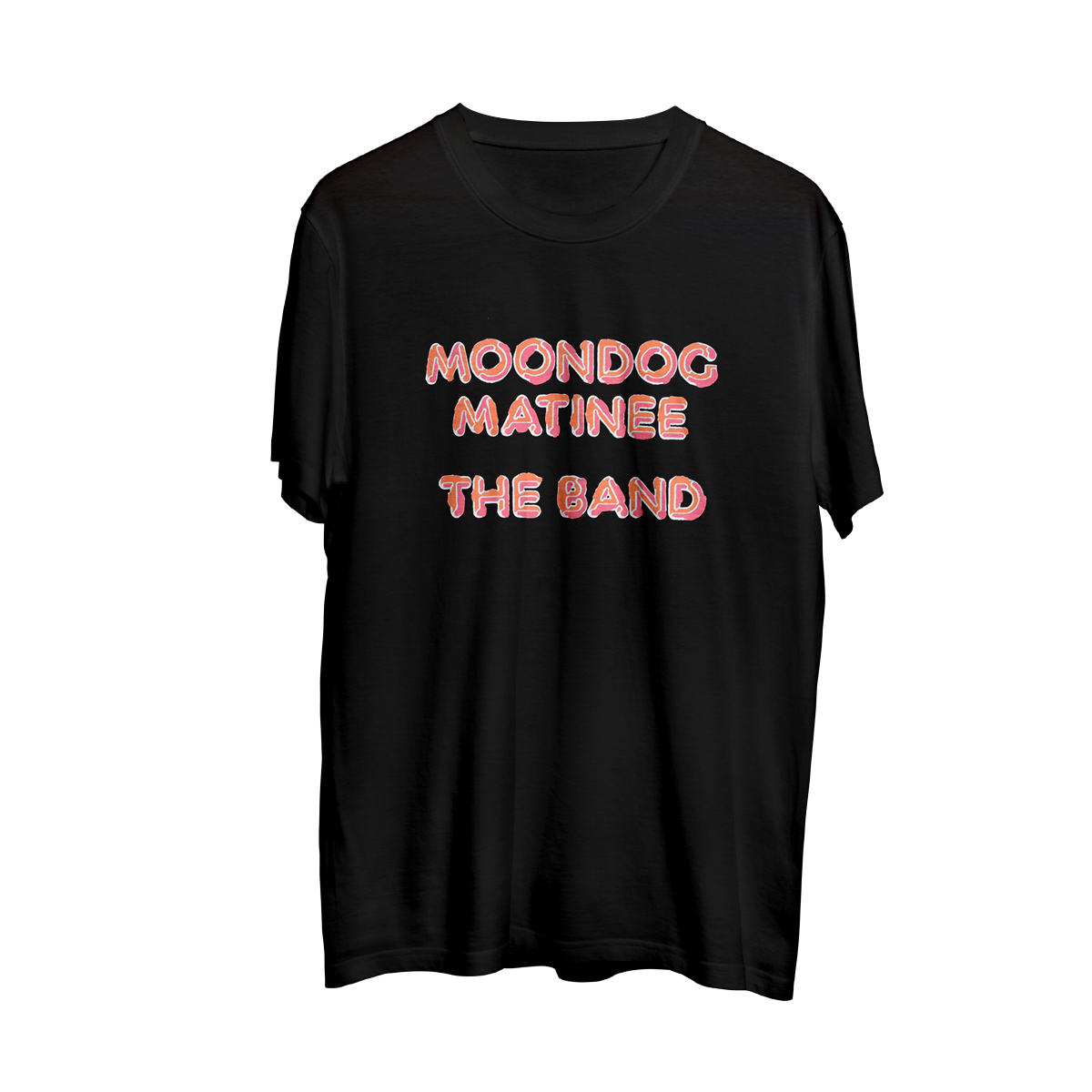 The Band Moondog Matinee Black T-shirt