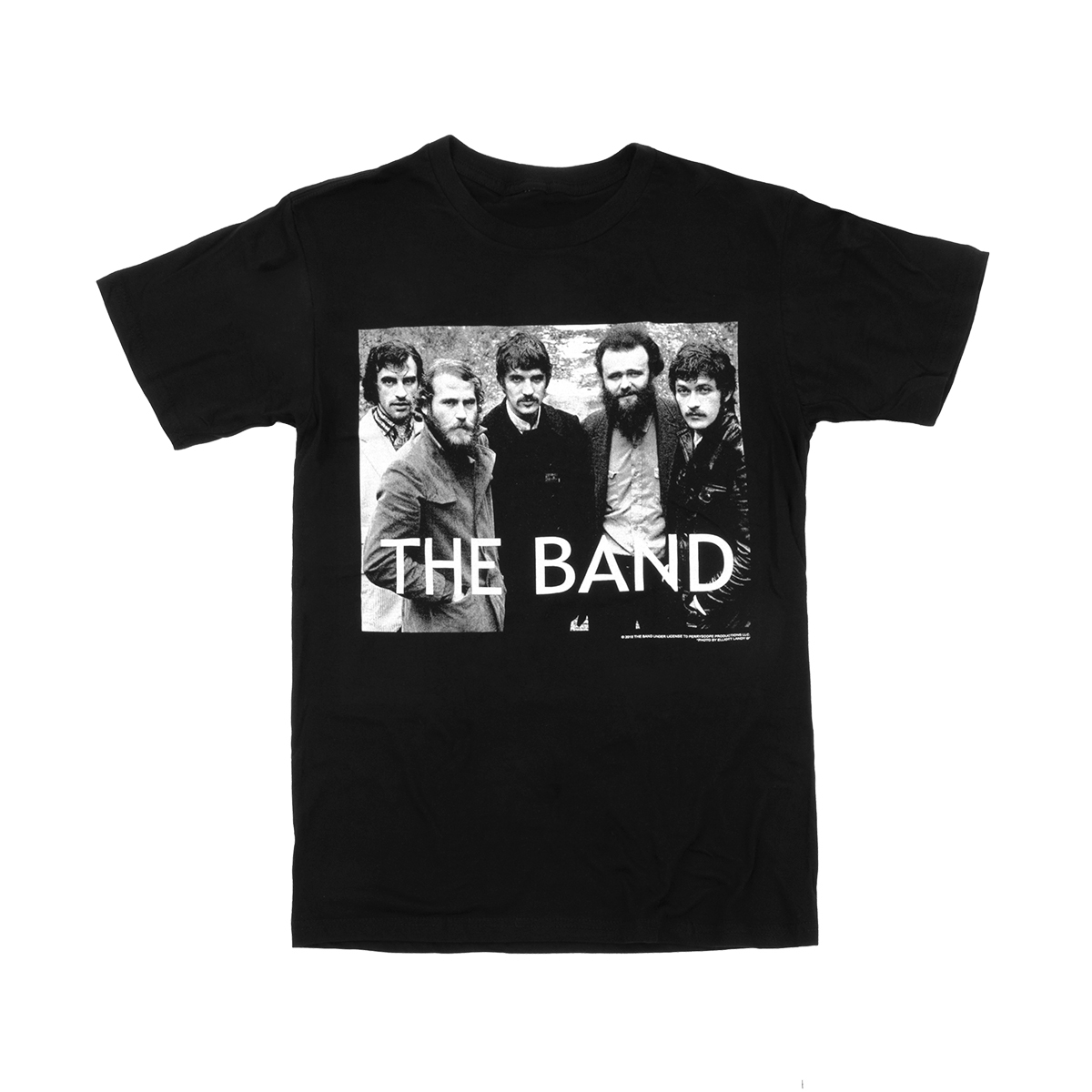 The Band Vintage Faded Photo T-shirt