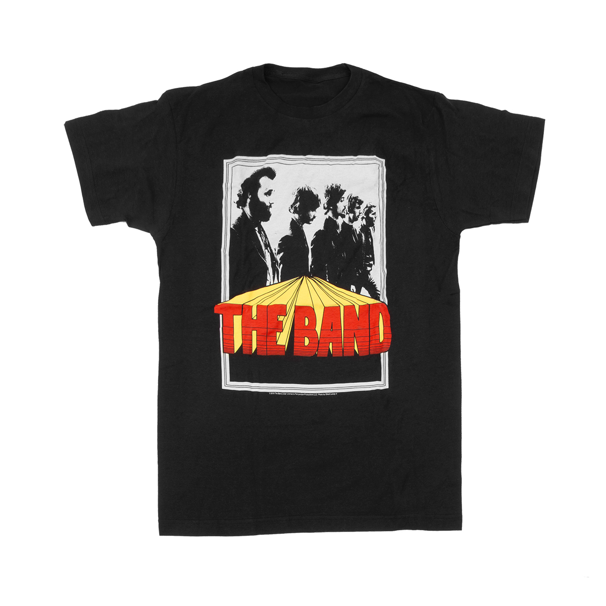 The Band Pop-Up Logo T-shirt