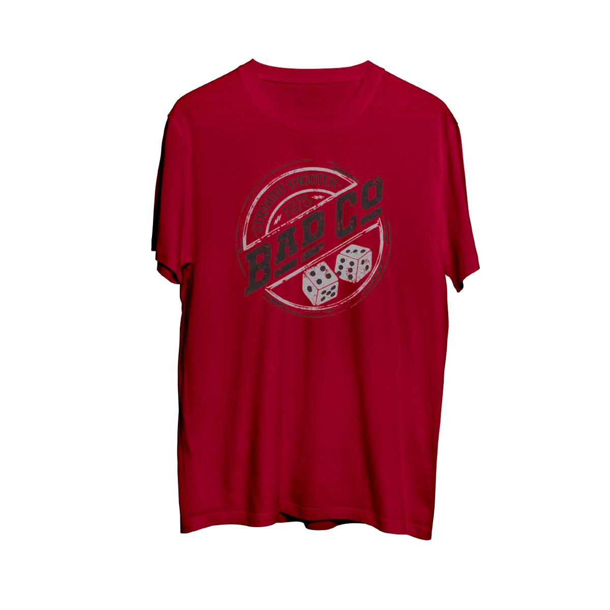 Straight Shooter Dice T-shirt