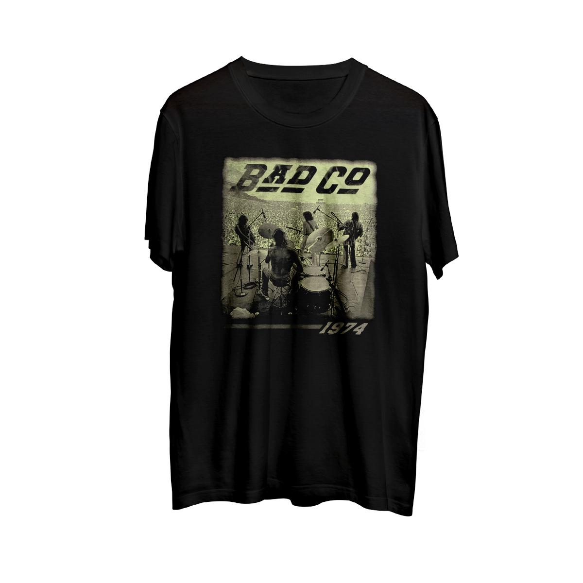 Crowd Shot 1974 T-shirt