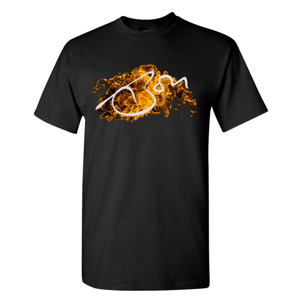 Bon Fire Signature T-Shirt