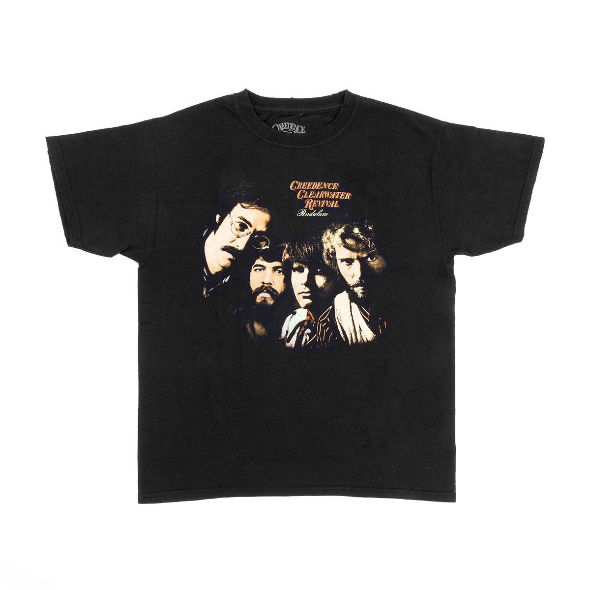 CCR Pendulum Vintage Distressed T-shirt