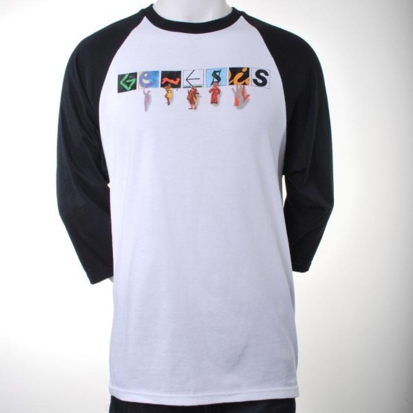 Logo Long Sleeve Baseball T-Shirt