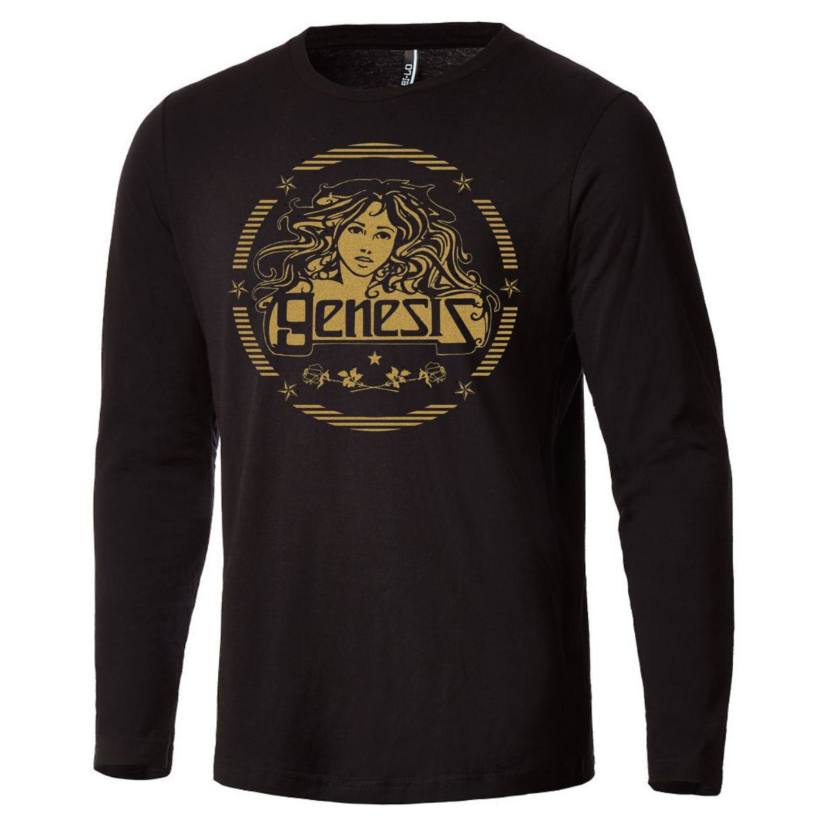 Golden Goddess Long Sleeve T-Shirt