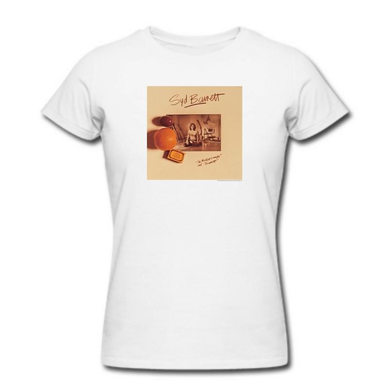 Syd Barrett - IKON Charcoal Men's T-Shirt