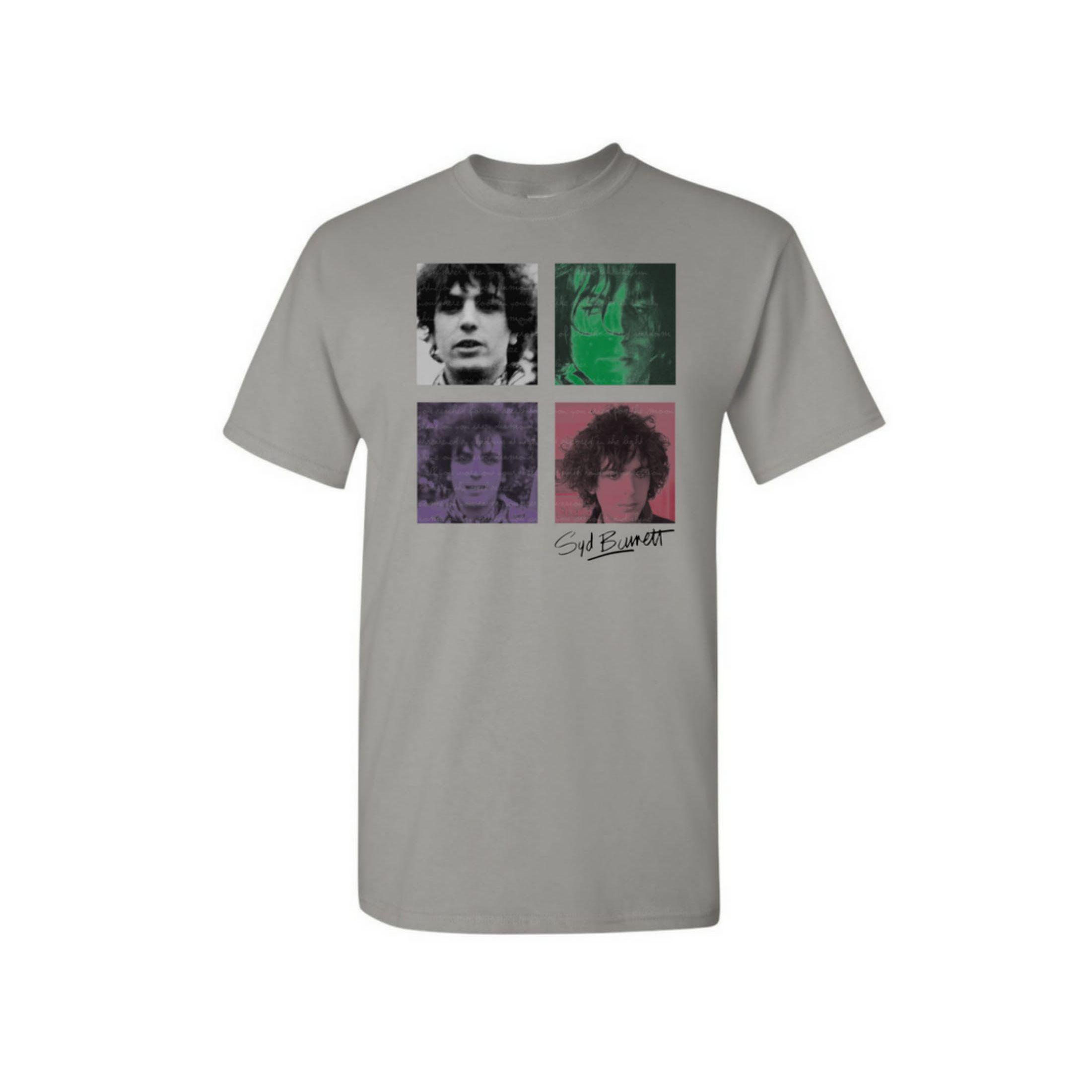 Four Shades Charcoal T-Shirt