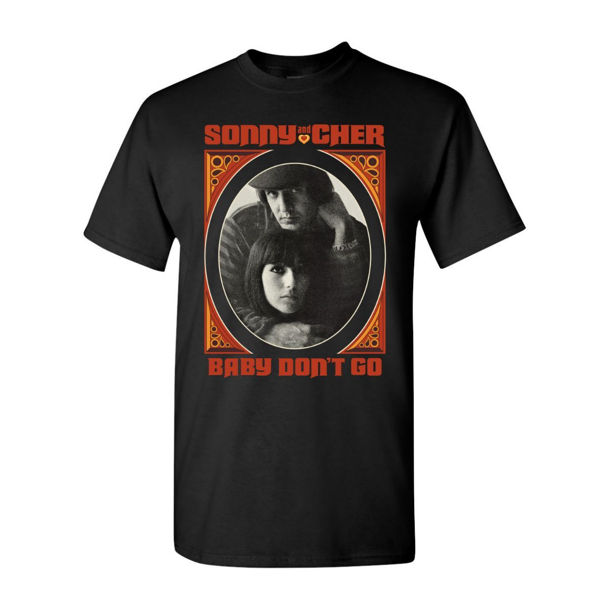 Baby Don't Go T-Shirt