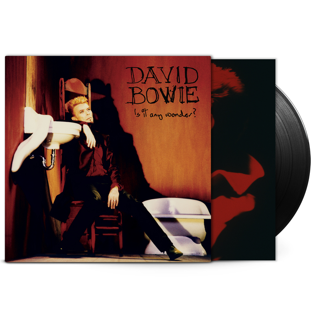 """David Bowie - Is it any wonder? 12"""" EP"""