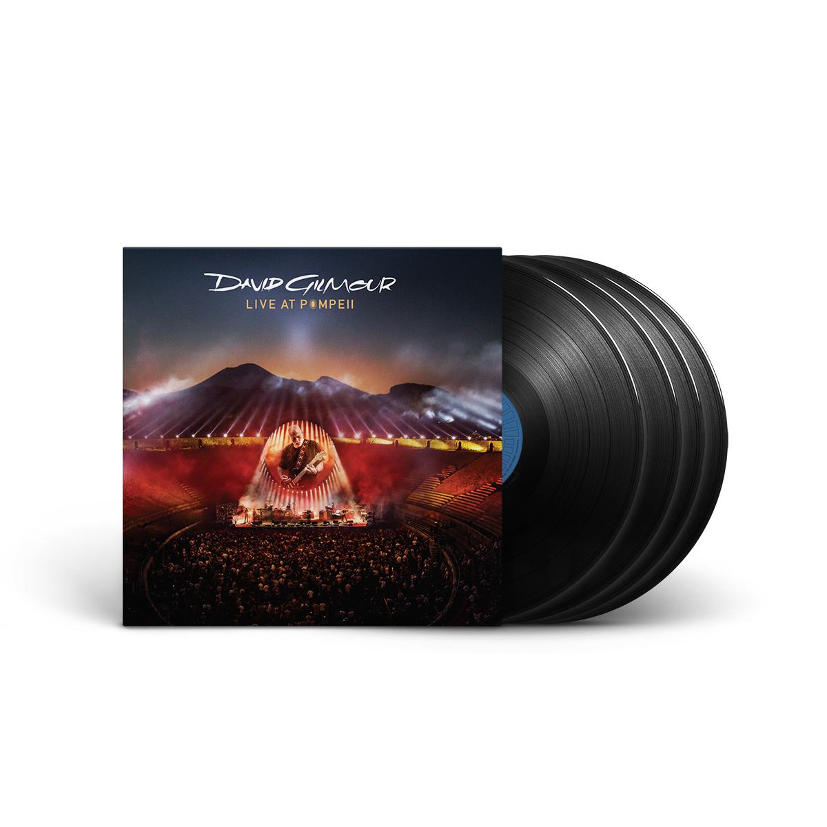Live At Pompeii - 4-LP Set