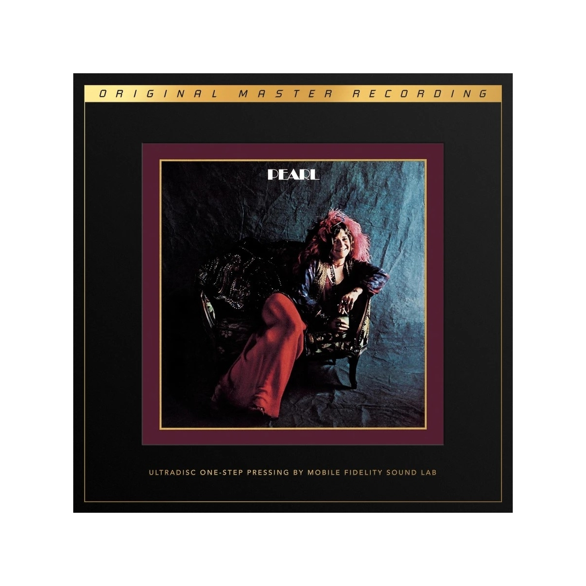 Pearl 50th Anniversary Edition 180g 45RPM 2LP Box Set