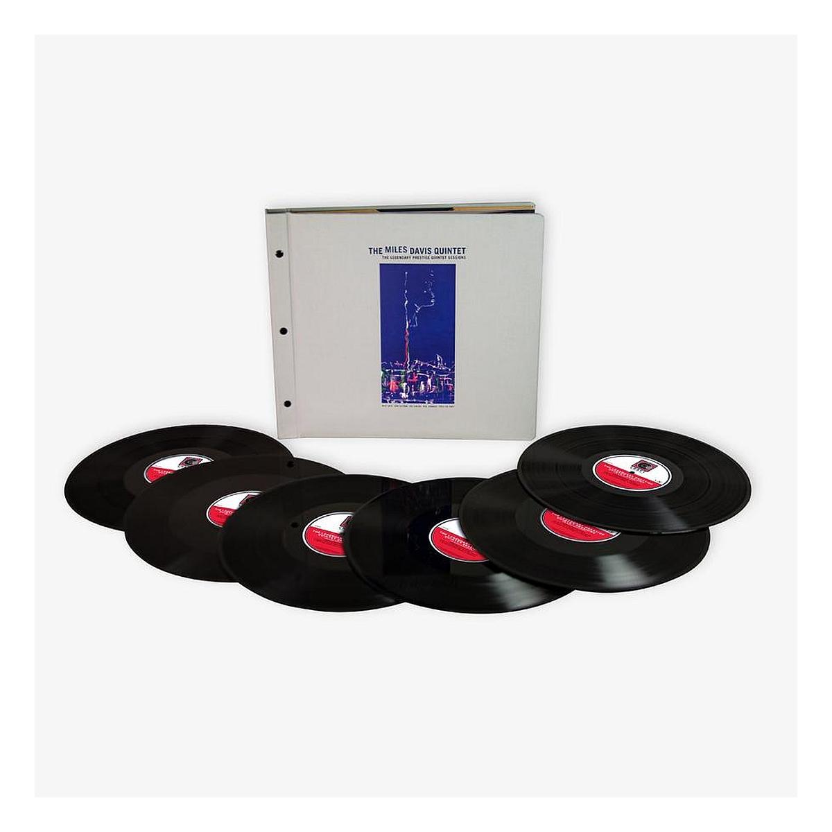 The Miles Davis Quintet: The Legendary Prestige Quintet Sessions [6 LP]