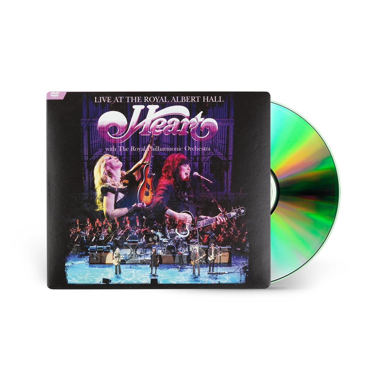 Live At The Royal Albert Hall DVD Blu-Ray