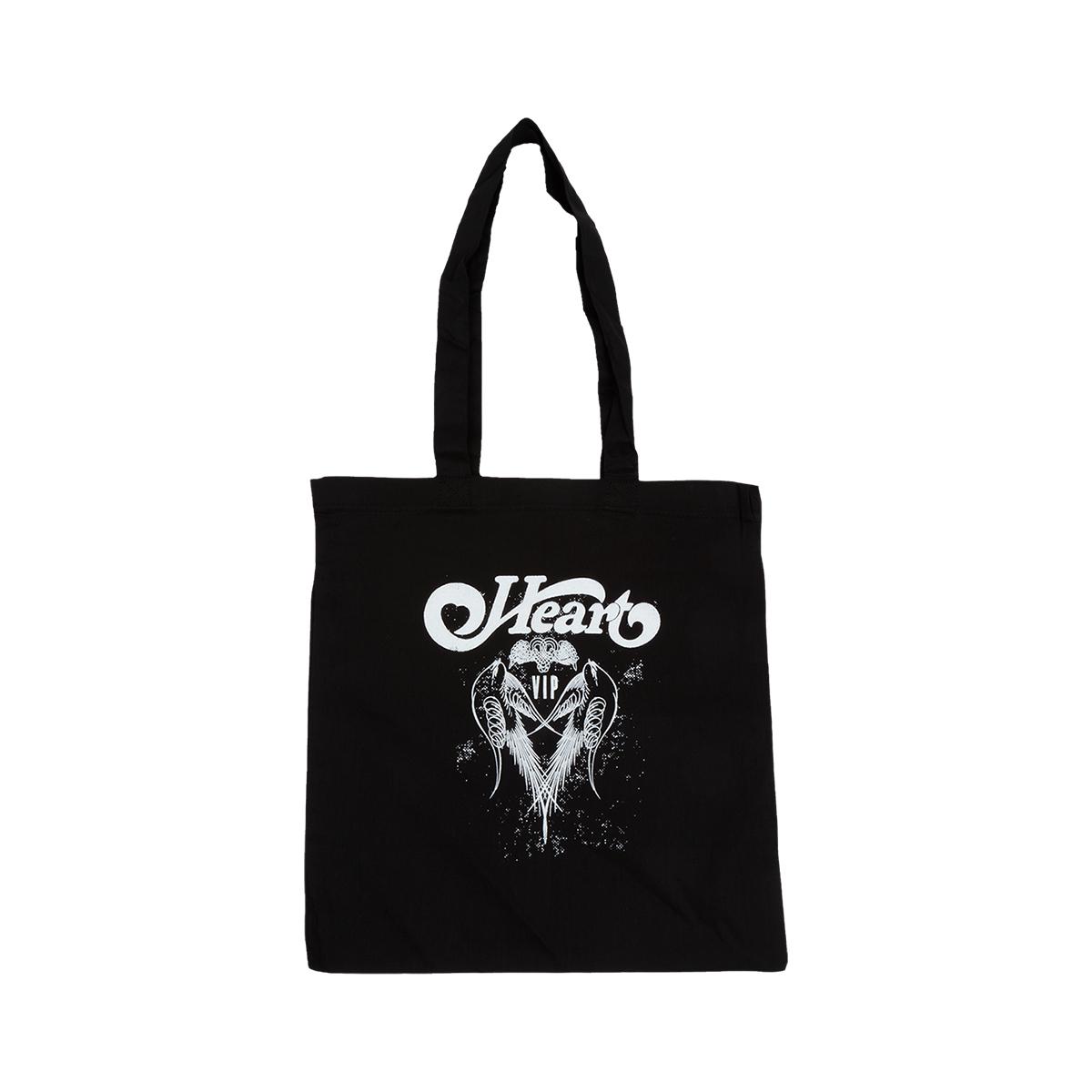 Black VIP Tote Bag