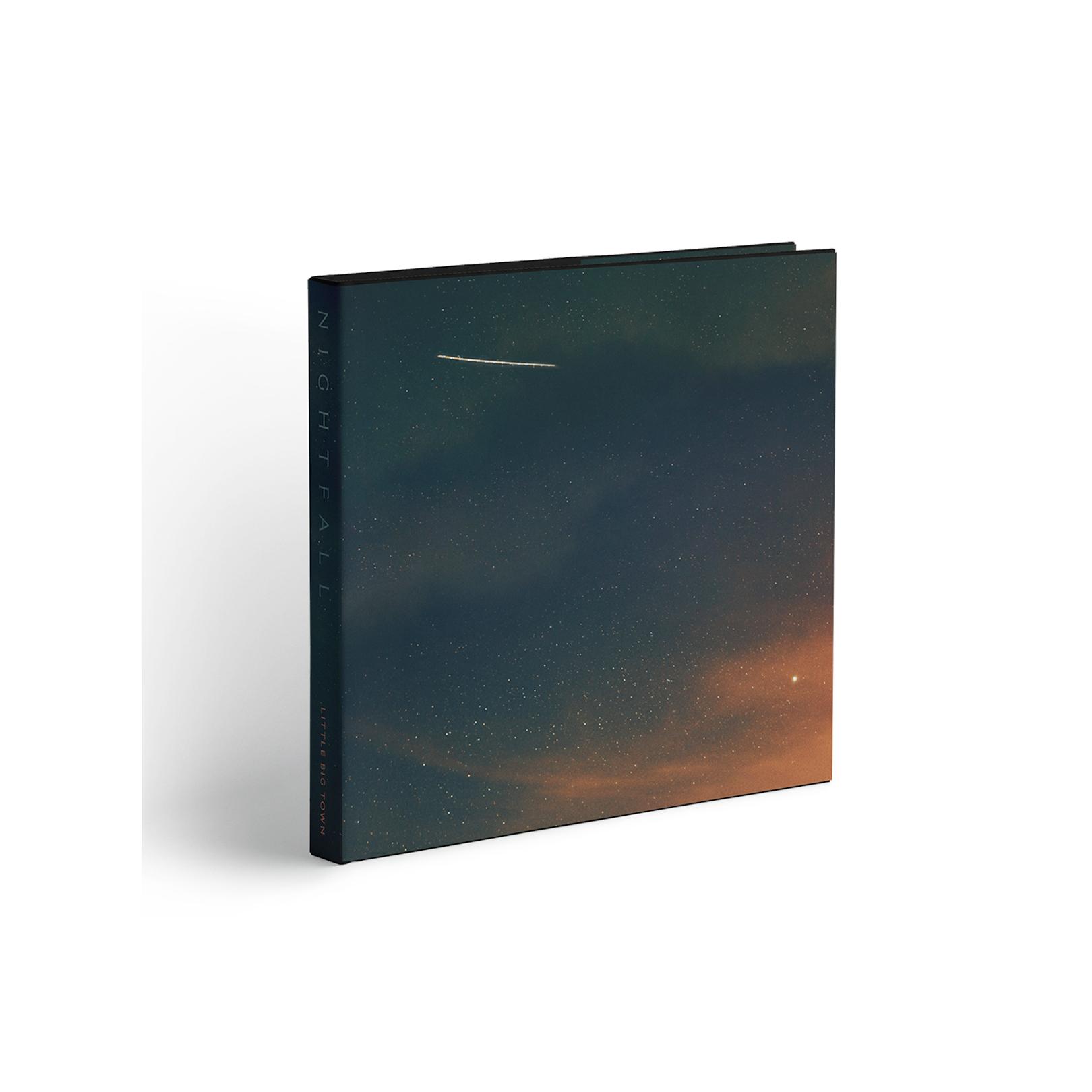Signed Nightfall Photo Book