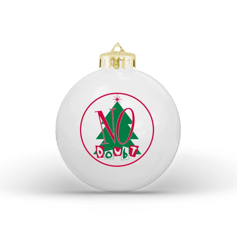 2017 No Doubt Collectible Ornament