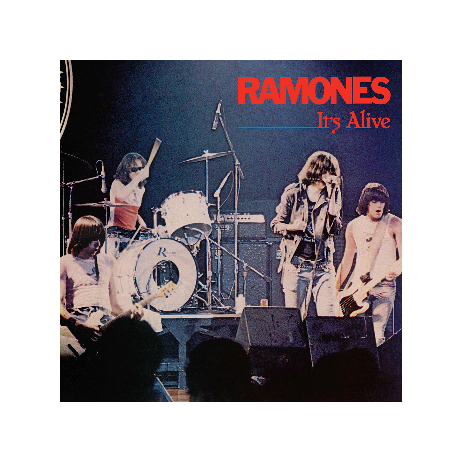 Ramones – It's Alive 40th Anniversary Deluxe Edition 4-CD/2-LP Set