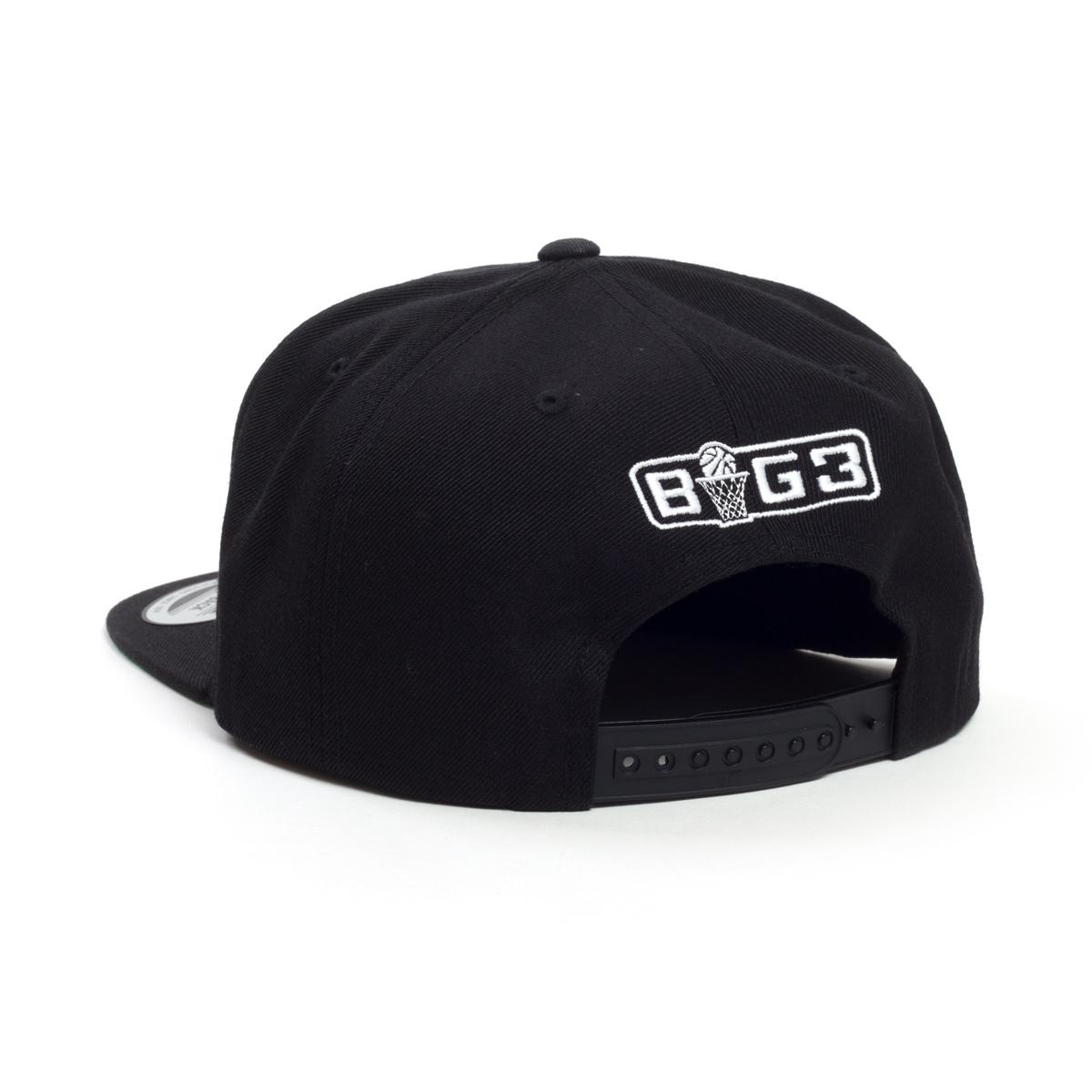 Trilogy - Black Flatbrim Hat