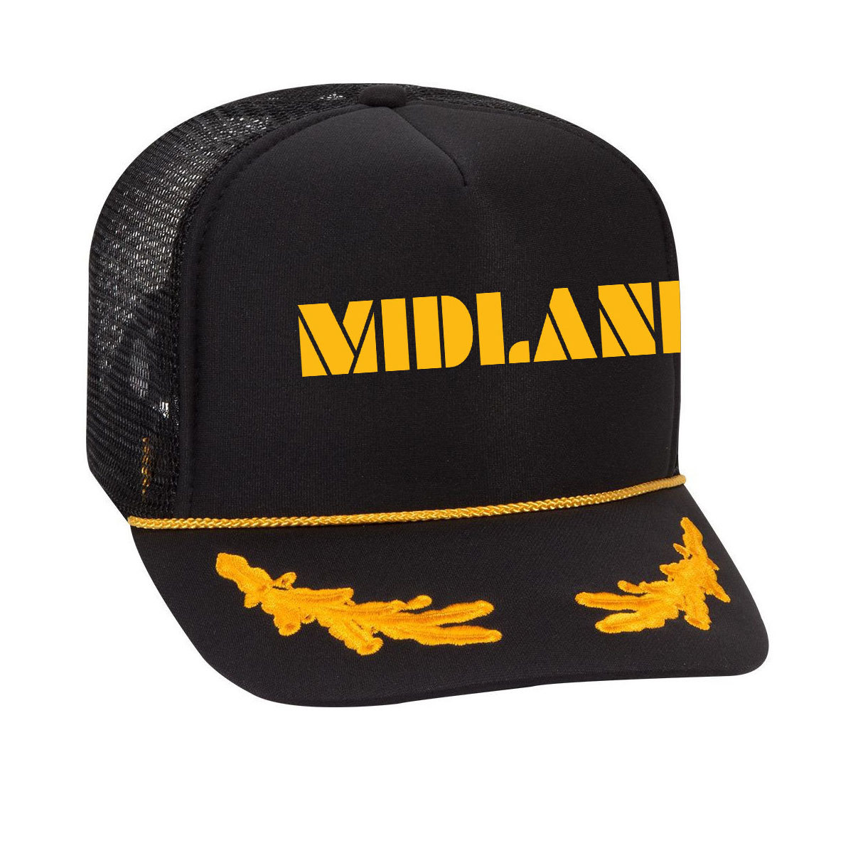 Midland Logo Oak Leaf Hat