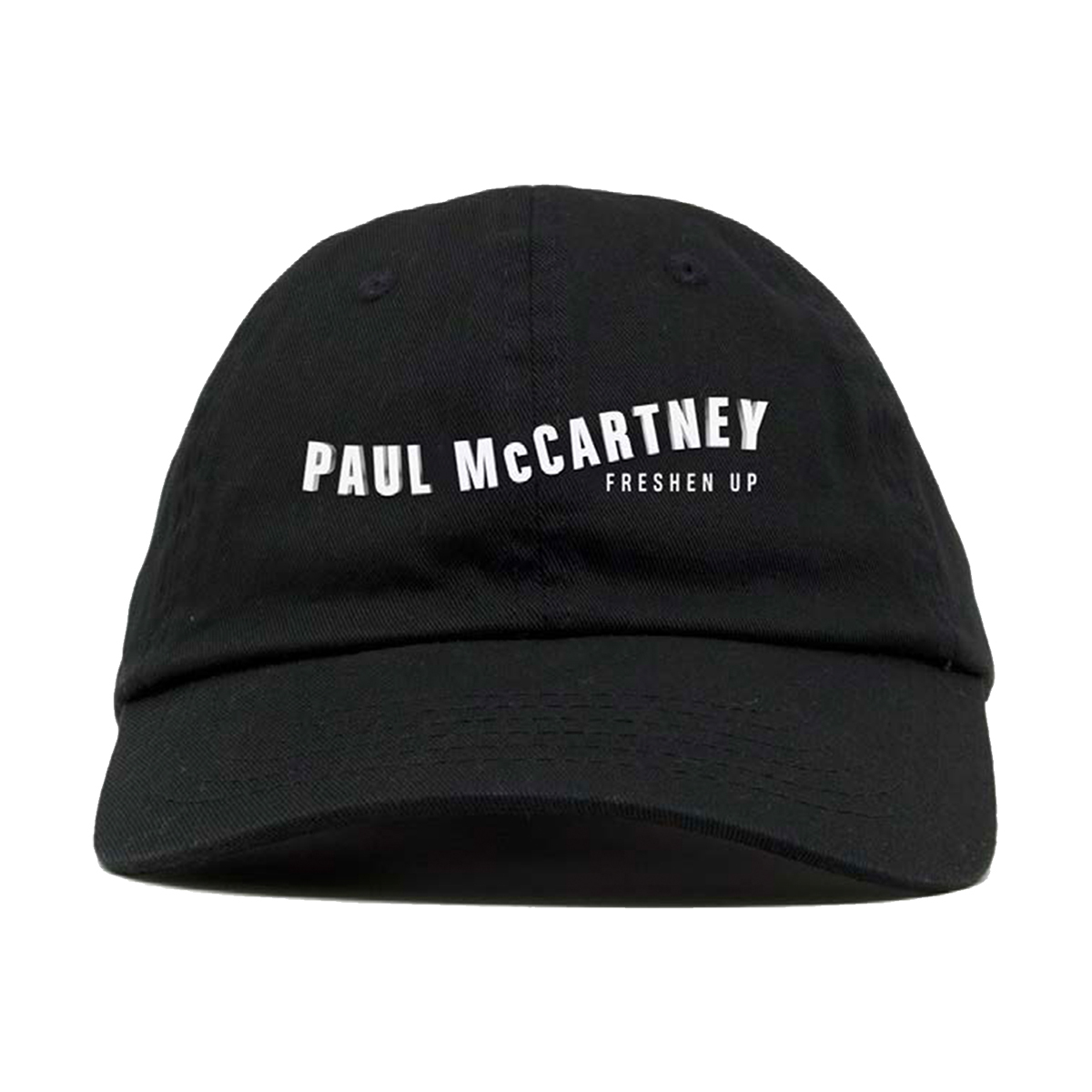 Freshen Up Black Dad Hat