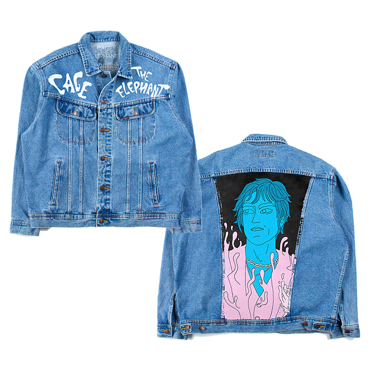 Melted Suit Denim Jacket