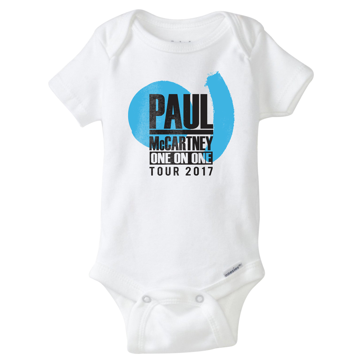 Blue Note Onesie