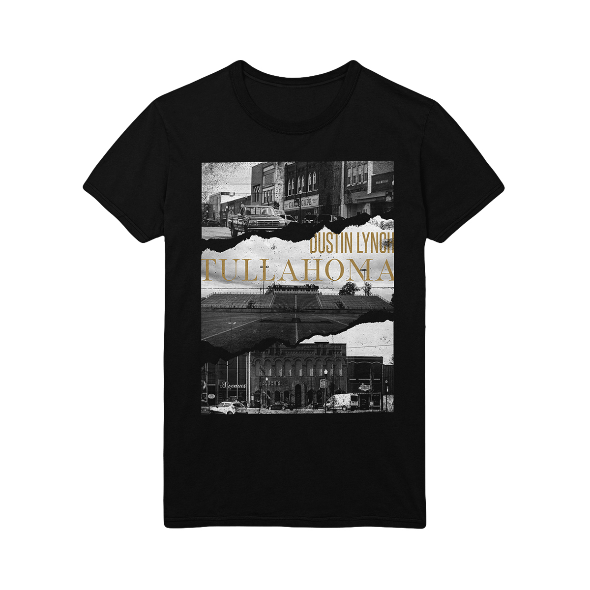 Tullahoma Photo T-shirt