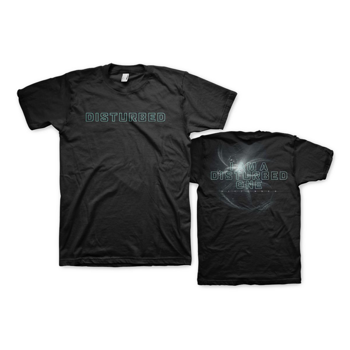 Disturbed One Black T-Shirt